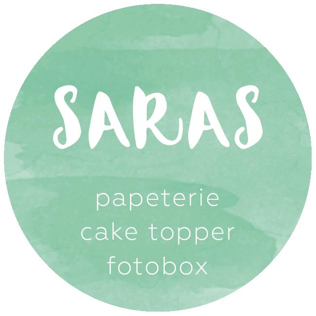 saras papeterie fotobox cake topper-01