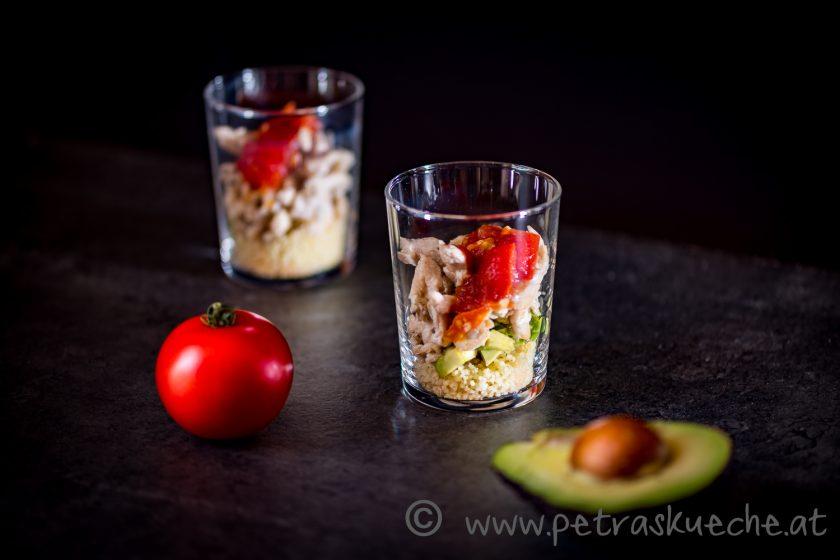 Couscous-Huhn-Salat