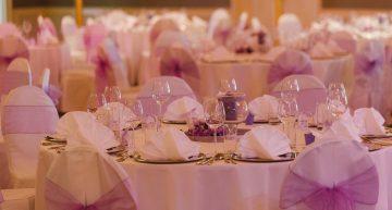 Ja, ich will – Hochzeitsdekoration