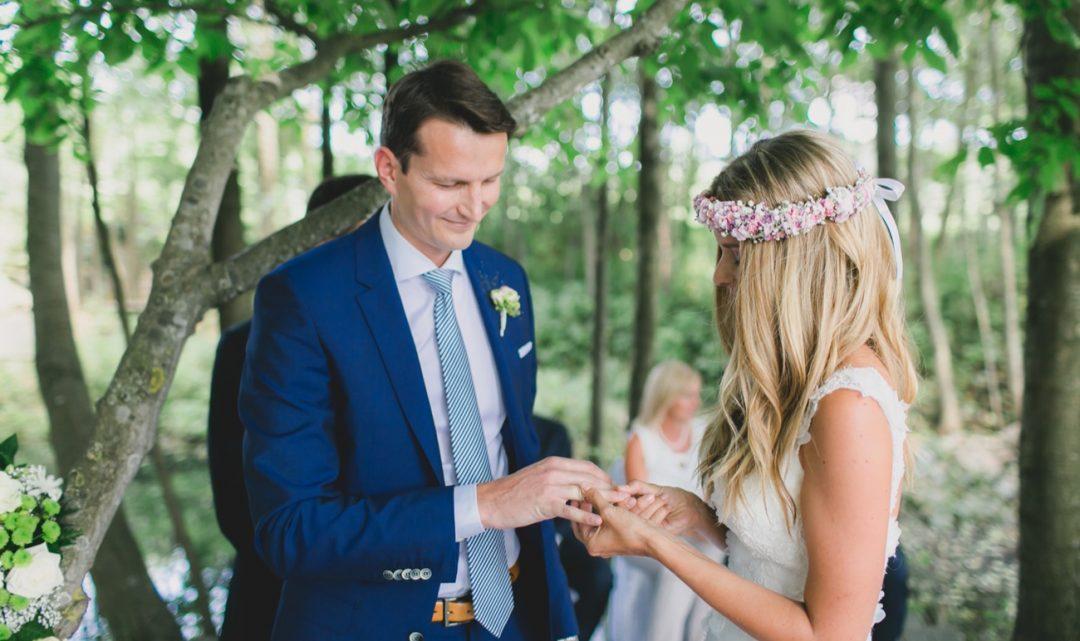 Schritt 15: Freie Trauung – Hochzeitsredner