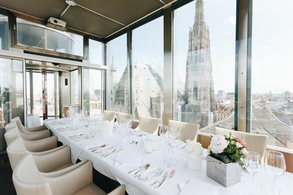 Restaurant Do & Co Vienna