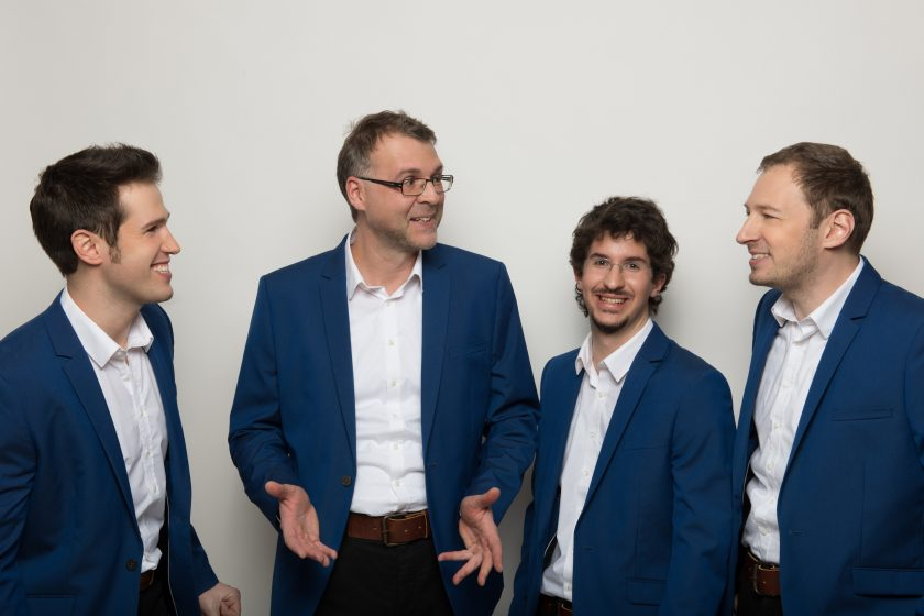 flos bros a cappella pic 1 c werner himmelbauer
