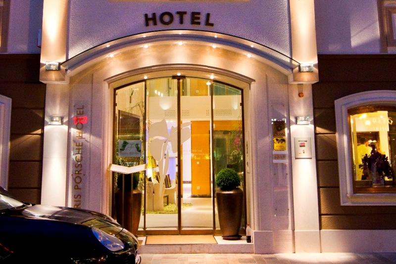 Hotel Iris Porsche