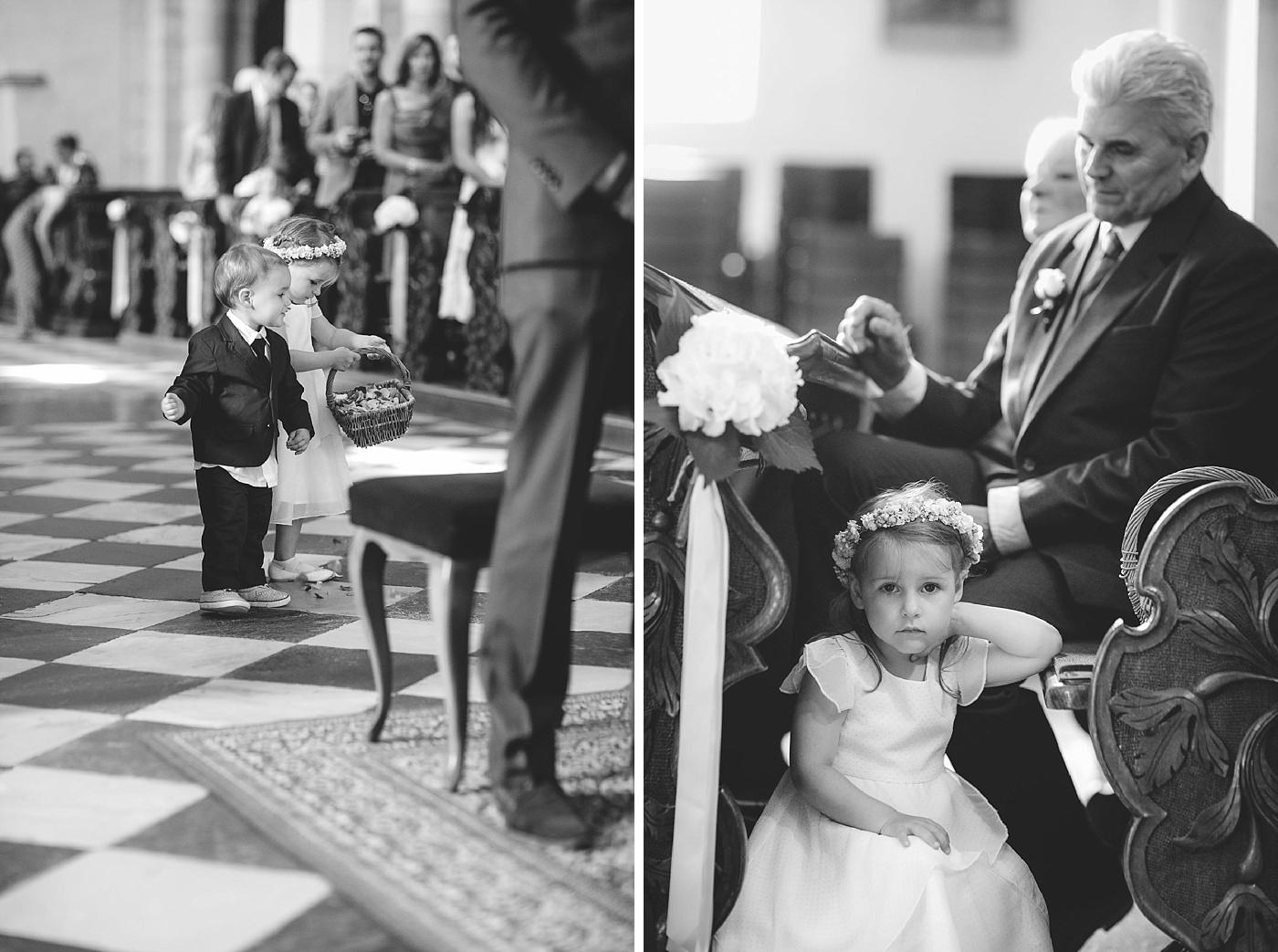 Die perfekte Stimmung – große und kleine Gäste in die Hochzeitsfeier ...