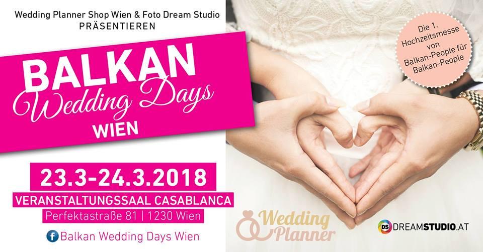 Balkan Wedding Days