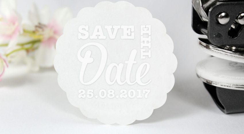 Save the Date – Do's & Dont's