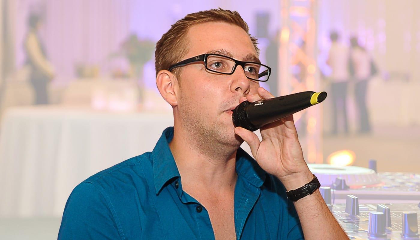 DJ Günther Schmidt
