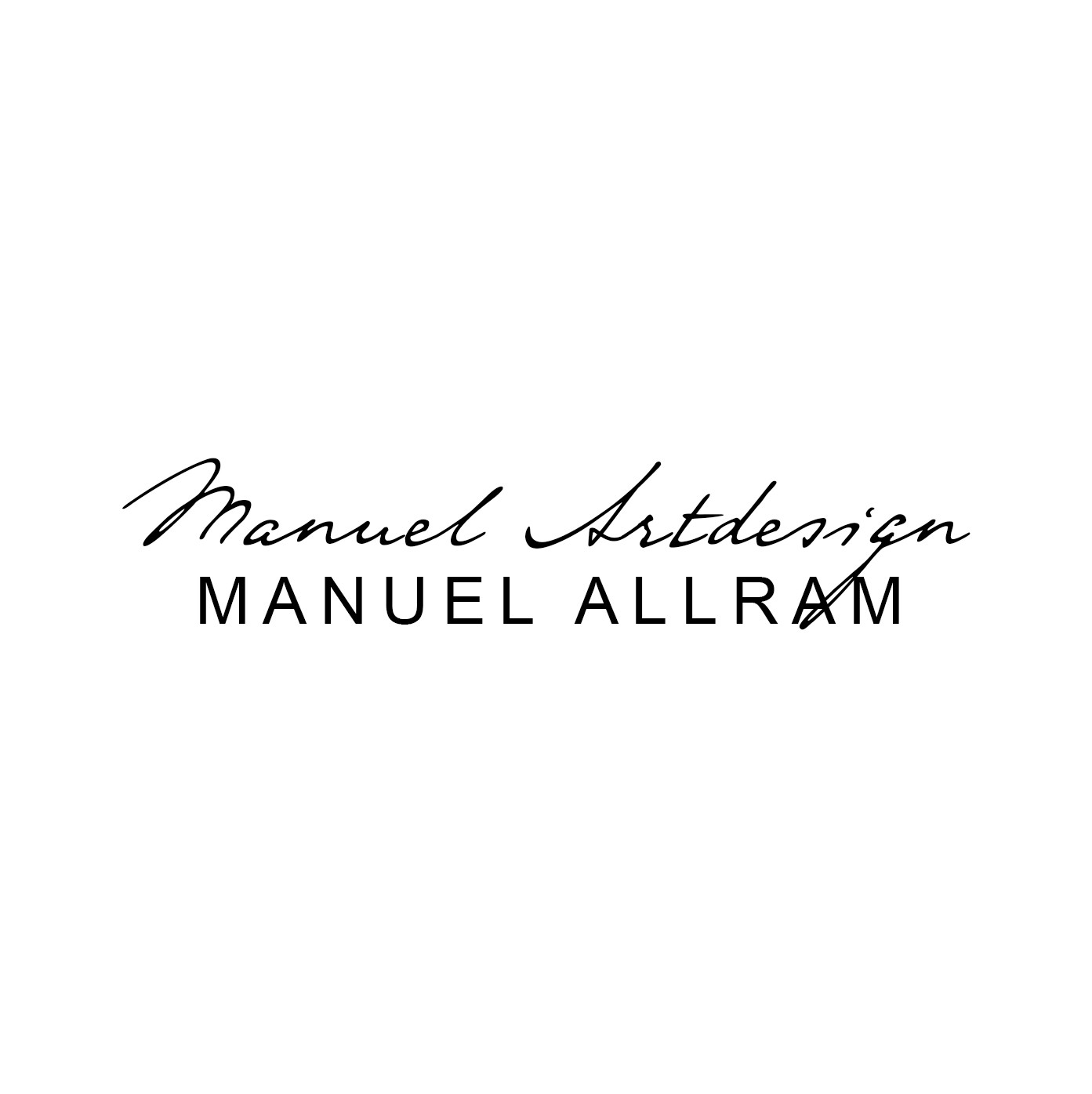 Logo Manuel Artdesign