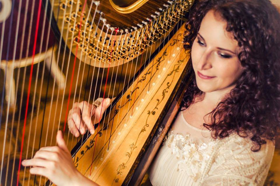 Your Event Harpist