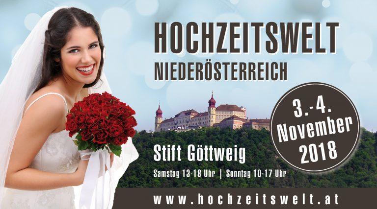 Hochzeitsmesse Niederösterreich