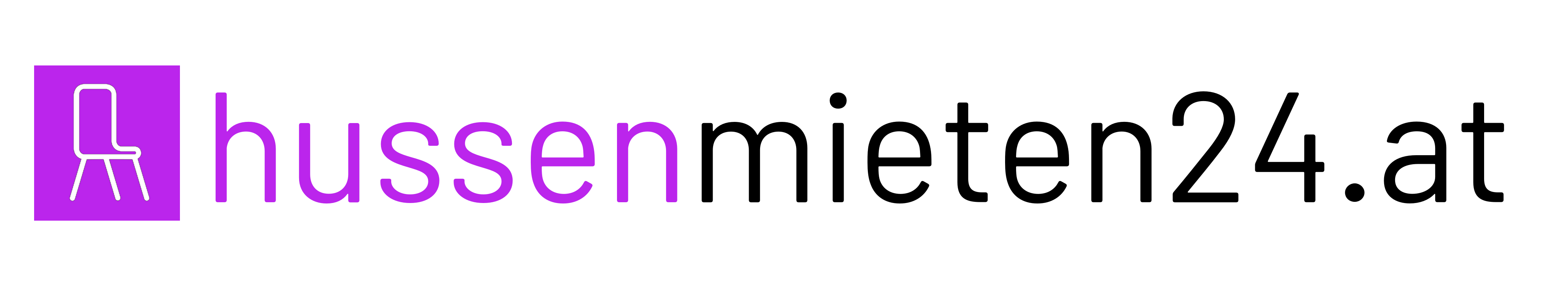 Logo Hussenmieten24