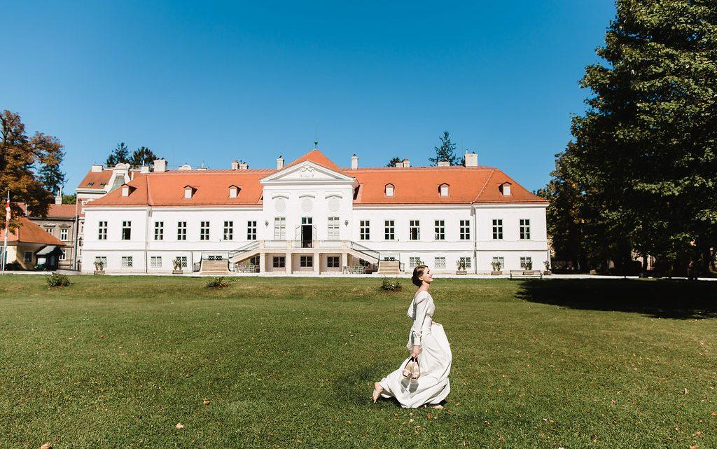 Schloss Miller-Aichholz, Orangerie Europahaus Wien