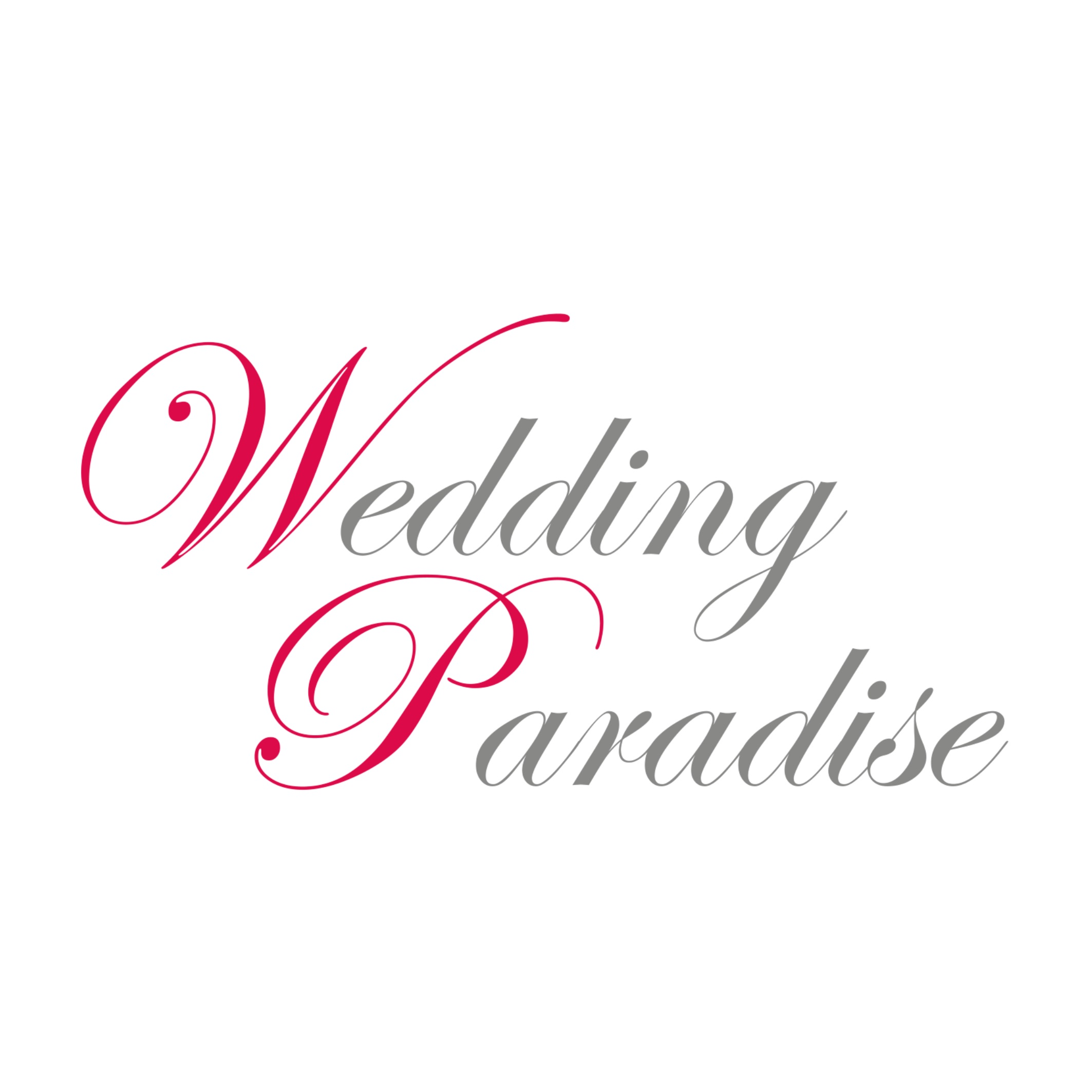 Logo Wedding Paradise
