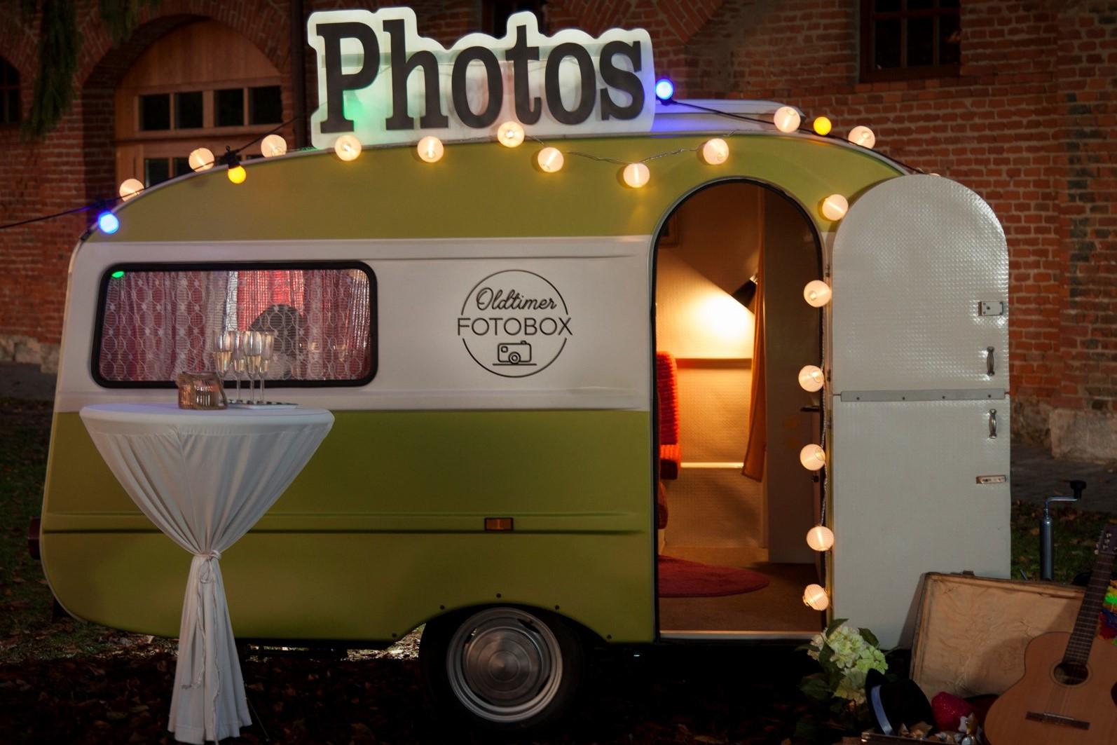 Die Oldtimerfotobox