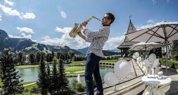 SaxoBen – Saxophonist mit DJ
