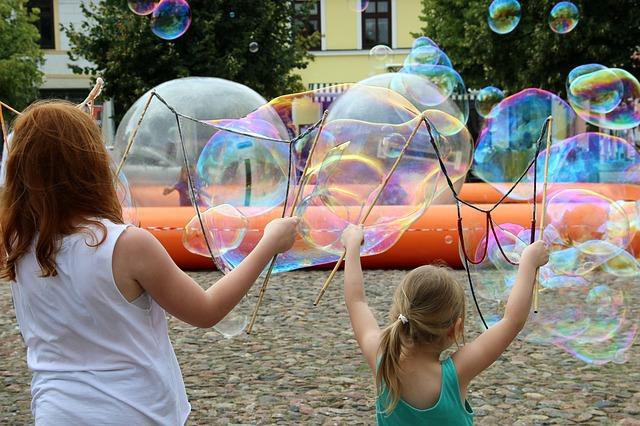 Hochzeits bubbles