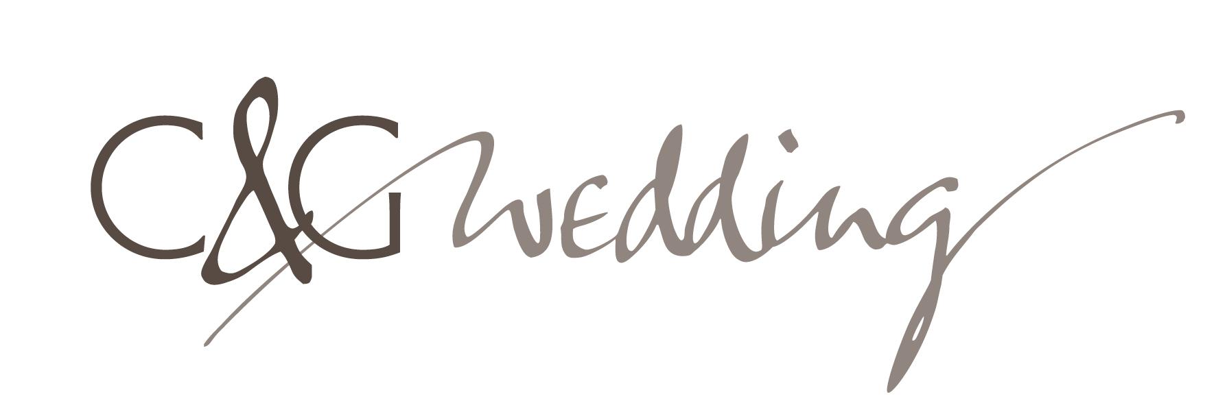 Schriftzug C&G wedding_03
