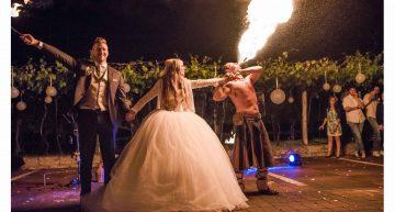Tom Veith Feuershow & Zaubershow