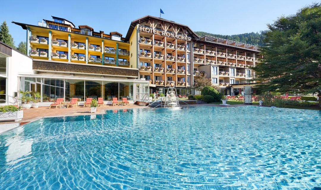 DAS RONACHER Therme & Spa Resort *****S