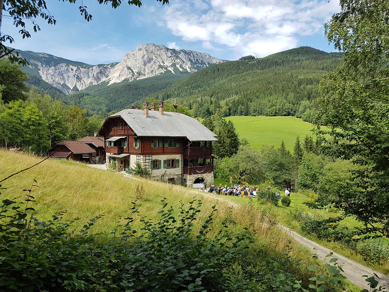 Riegelhof – Landsitz Doderer