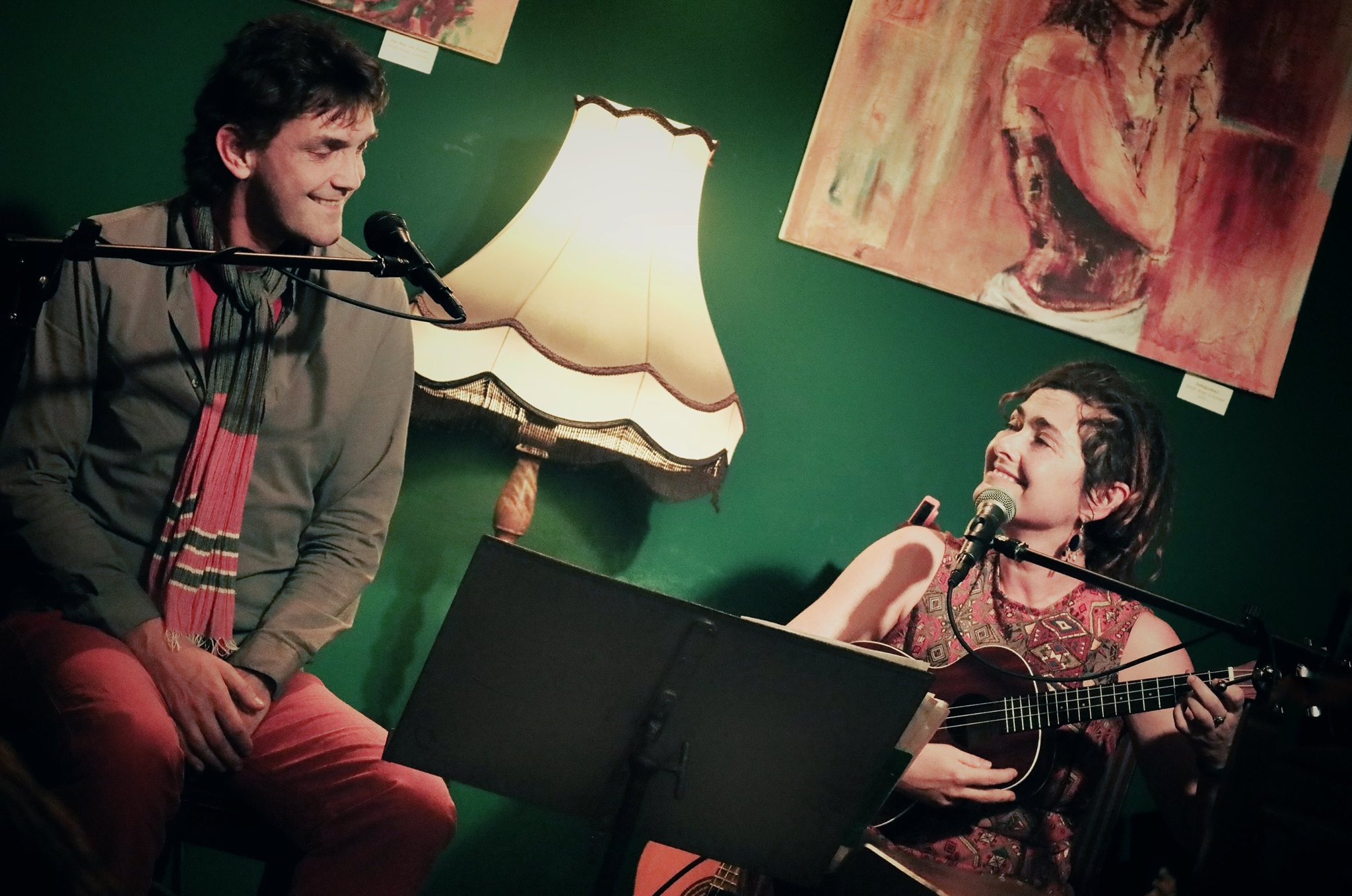 Simonetta & der Peter