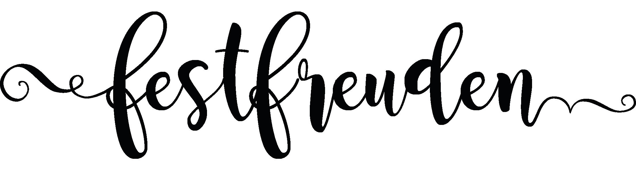 Festfreuden A4