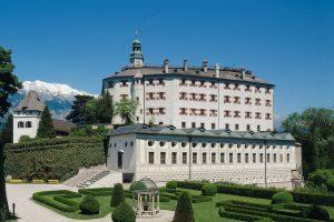 Schloss Ambras Innsbruck Hochschloss