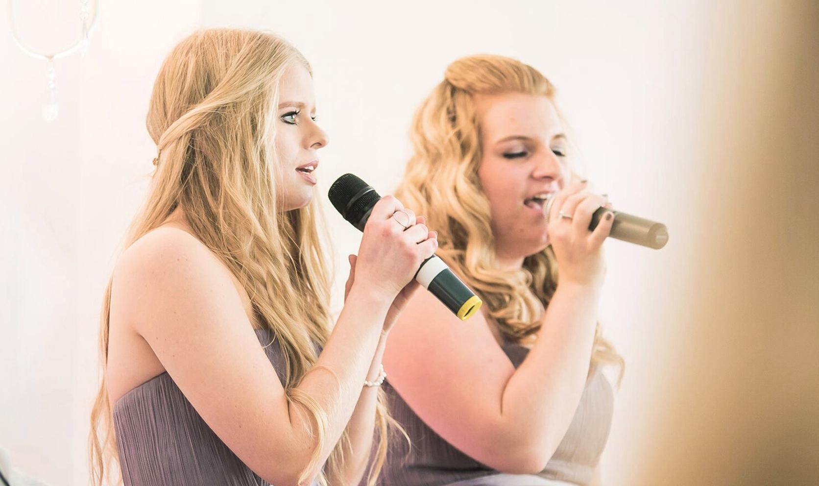 Lilisisters – Sängerinnen im Duett