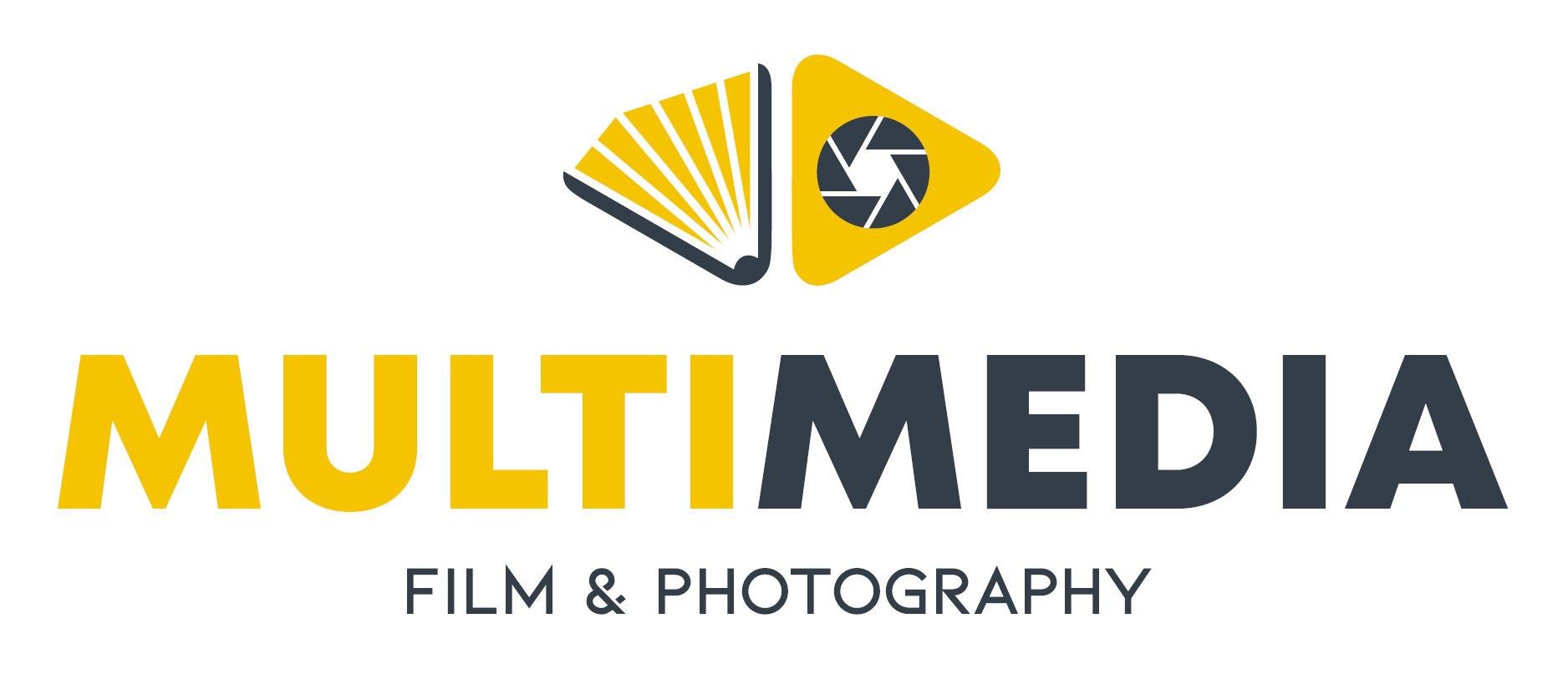 Logo Multimedia Film & Photography Web