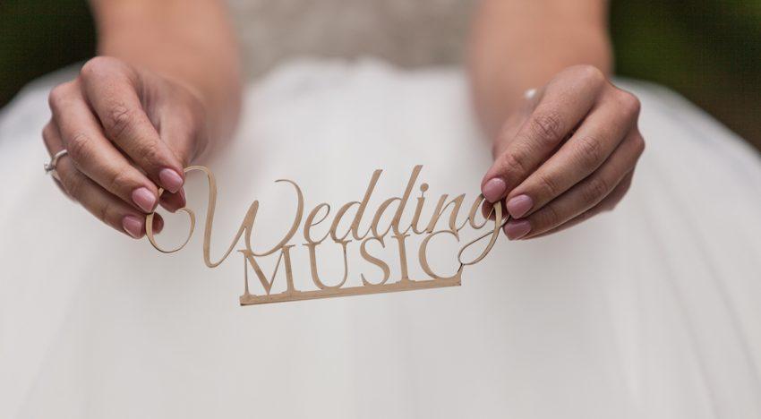 Backstage: WEDDING-MUSIC