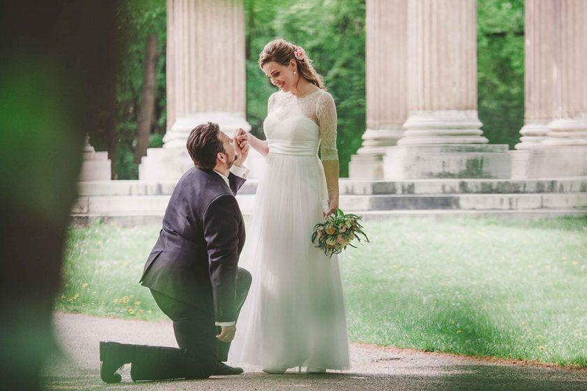 Mehr Fotos von dieser Hochzeit in Laxen gibt's hier www
