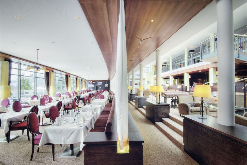 Austria Trend_LEB_Restaurant Lobby
