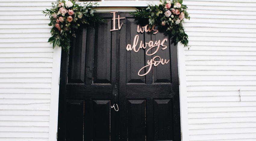 Das Hochzeitsdesign – 5 Punkte die ihr beachten solltet