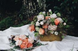Hochzeitsdesign – Die Hochzeitsfloristik