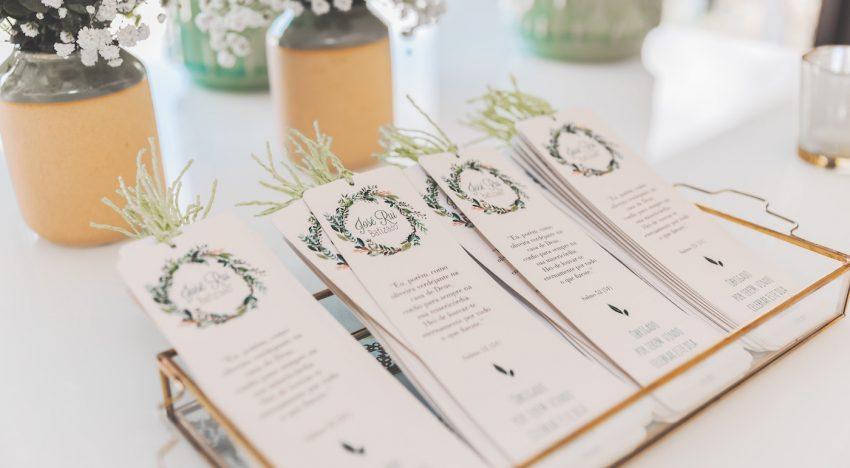 Hochzeitsdesign – Die Hochzeitspapeterie