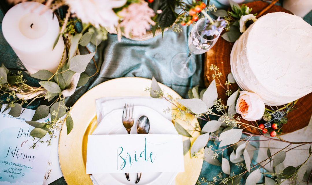 Schritt 9: Hochzeitsdekoration – Wedding Design