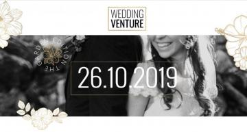 """Wedding Venture: 5 Gründe für """"ein bombastisches 1. Mal?"""""""