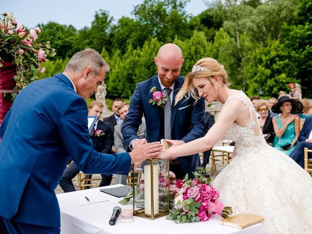 0103 Hochzeitskerze