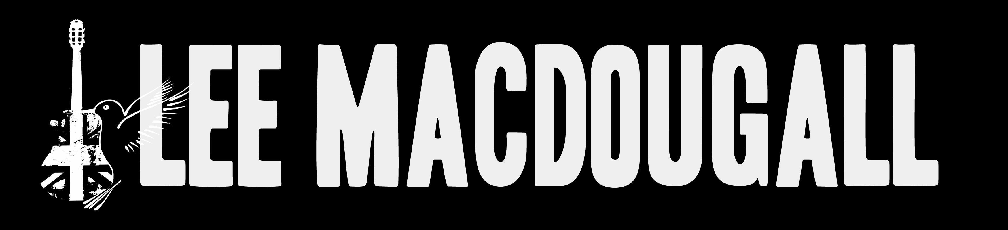 LeeMacDougall Logo black