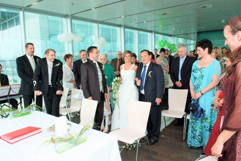 Sky Lobby - Zeremonie