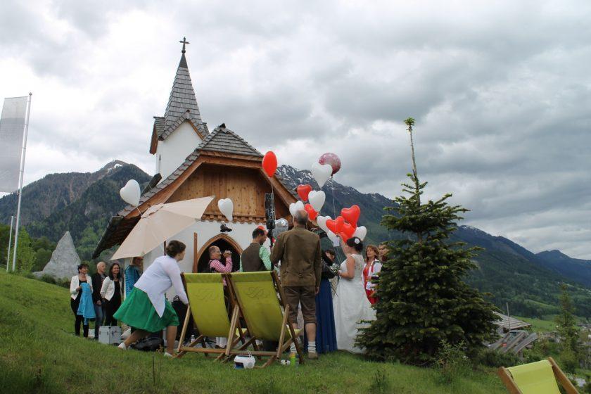 Freie Trauung Chaletkapelle