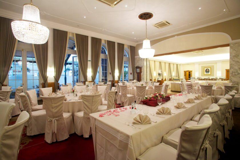 Hochzeit im Hotel Stefanie(c)Schick Hotels