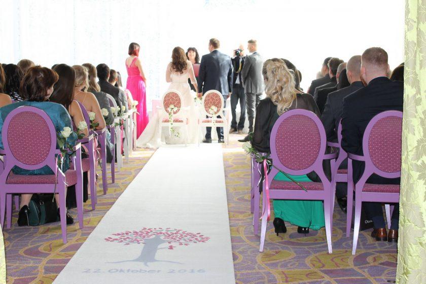 Hochzeitstagbetreuung Casino Baden