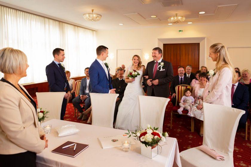 Standesamtliche Hochzeit(c)Schick Hotels