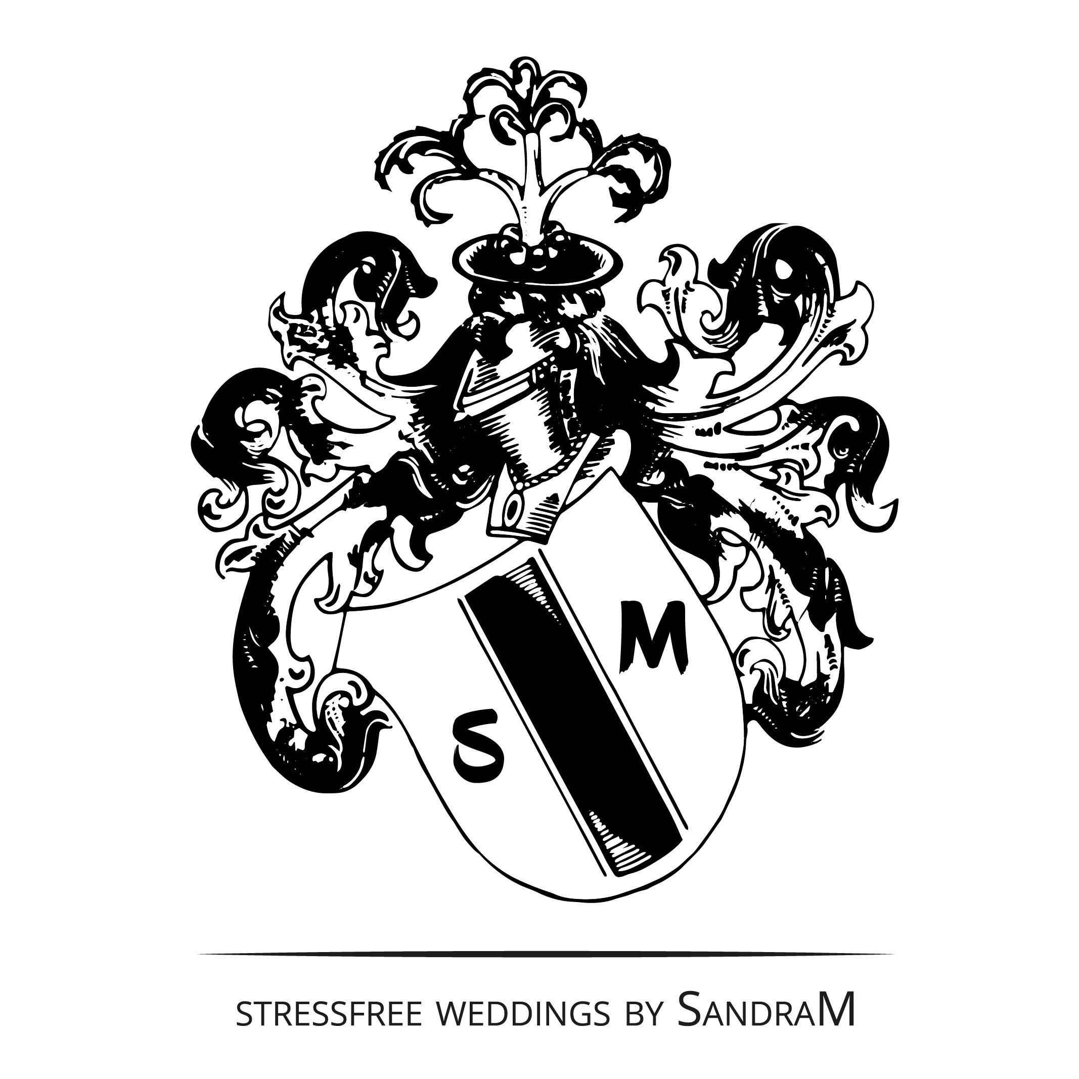 Logo SandraM_stressfreeweddings_final_quadrat 512 x 512 px_Zeichenfläche 1_Zeichenfläche 1