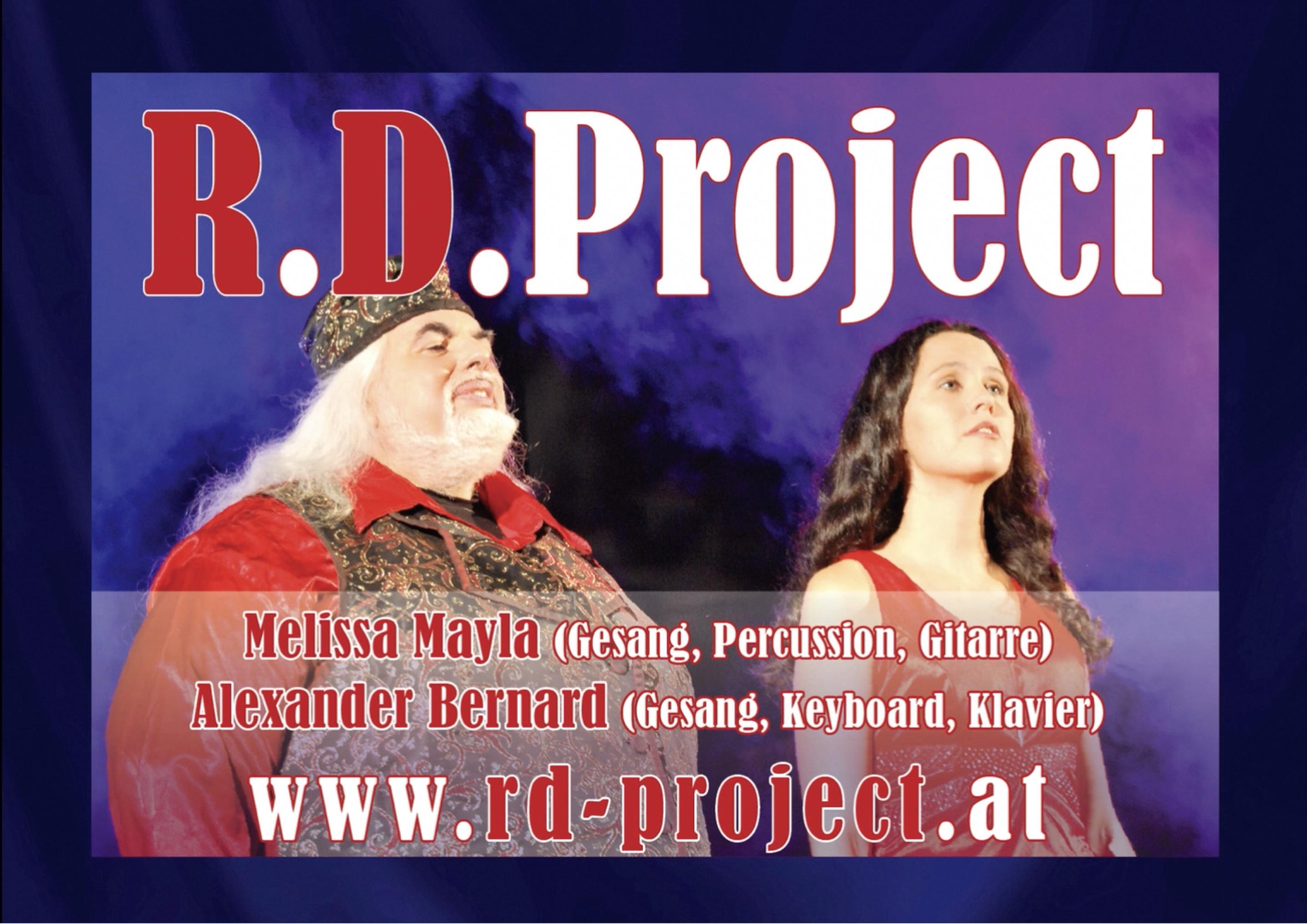R-D-Project Signatur