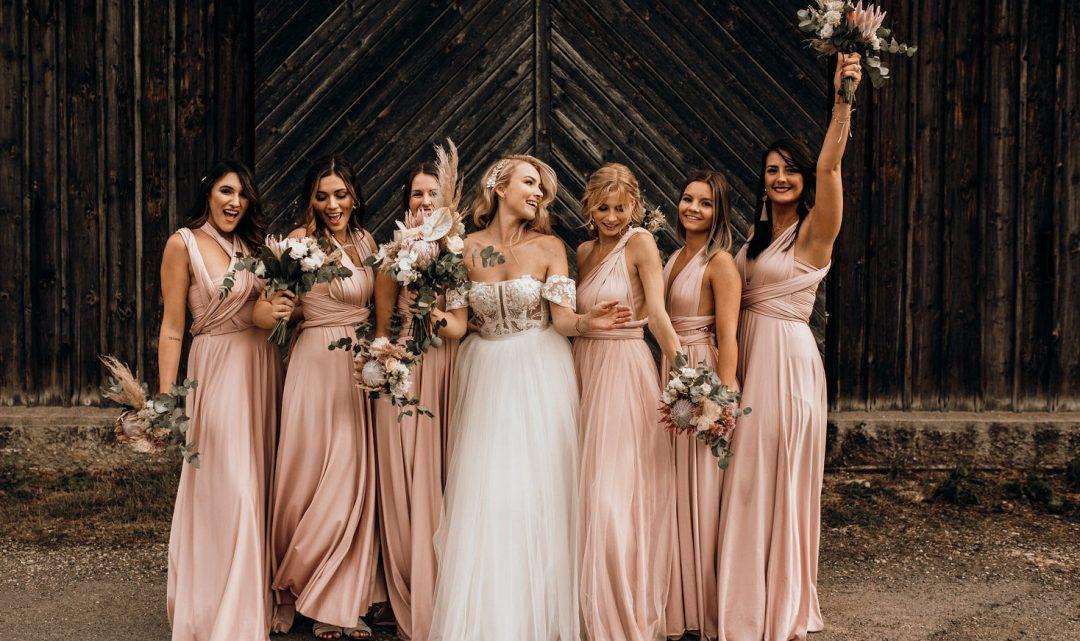 We Are Flowergirls – Bridesmaids Dresses