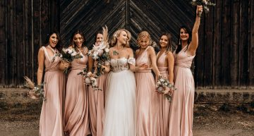 We Are Flowergirls – Bridesmaids Dresses