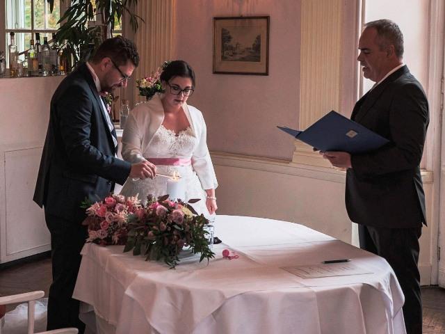 0403 Hochzeitskerze
