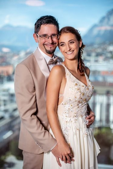 Brautpaar Innsbruck